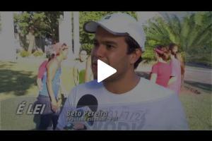 Embedded thumbnail for Programa É Lei (ALMS) - Projeto Amigos do Parque